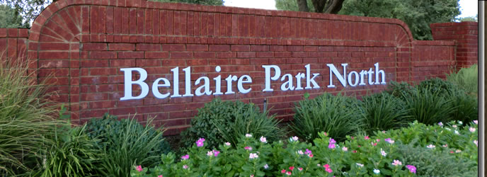Bellaire Park North Bellaire,Texas <br><img src=