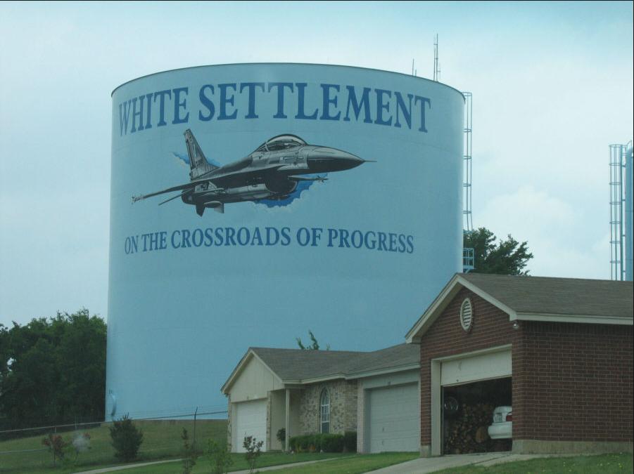 Demographics of White Settlement
