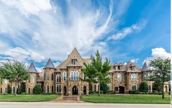 Luxury Homes Fort Worth
