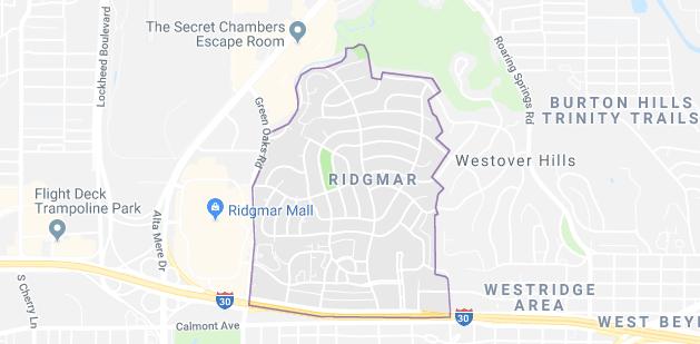Ridgmar Homes For Sale