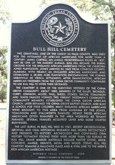 Texas Marker Program