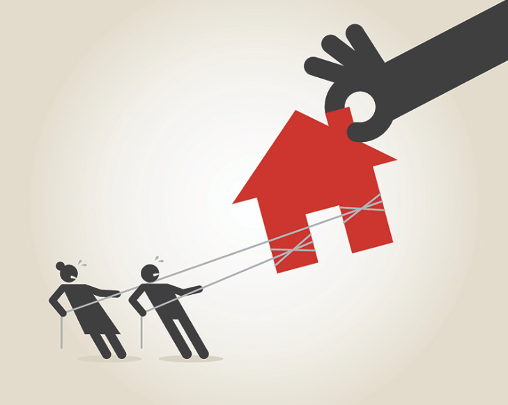 What Does Foreclosed Mean