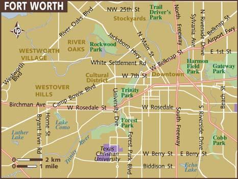 North Fort Worth